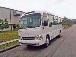 Xe phục vụ tang lễ Hyundai Thaco 16 chỗ ngồi 1
