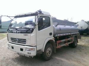 Xe chở xăng dầu Dongfeng 6m3
