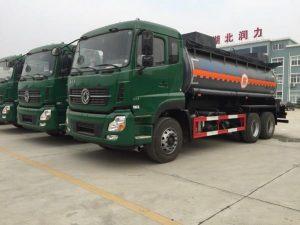 Xe chở hóa chất Dongfeng 12 tấn