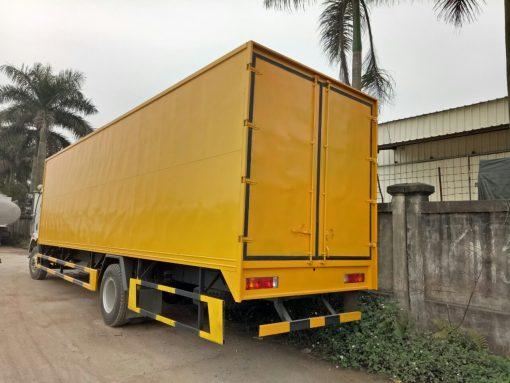 Xe tải thùng kín Faw 4x2 2