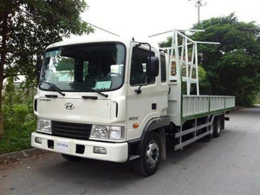 Xe chở kính Hyundai HD210 1