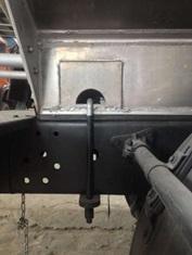 sơ mi rơ mooc chở xăng dầu nhôm tải trọng cực lớn cấu hình cao