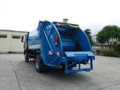 xe ép chở rác faw 12 khối