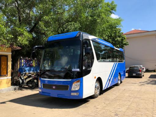 xe ô tô khách UNIVERSE động cơ HINO K29S E5