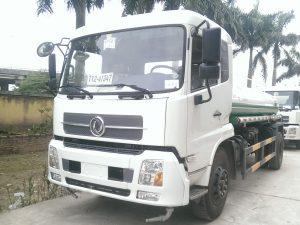 XE PHUN NƯỚC DONGFENG 9 KHỐI DFZ5160GPSZZ4G nhập khẩu nguyên chiếc