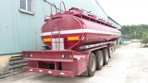 Sơ mi rơ mooc chở dầu mazut nhập khẩu nguyên chiếc CSLS9408GYY