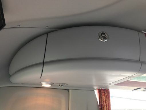 xe ô tô khách UNIVERSE K47S động cơ Hino Euro 5 10
