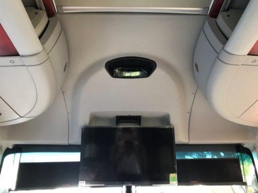 xe ô tô khách UNIVERSE K47S động cơ Hino Euro 5 11