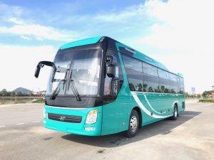 Xe ô tô khách giường nằm UNIVERSE K38G E5