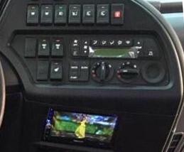 xe ô tô khách UNIVERSE động cơ HINO K29S E5 5