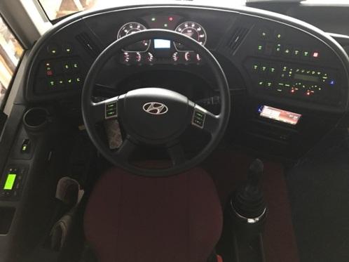 xe ô tô khách UNIVERSE K47S động cơ Hino Euro 5 3
