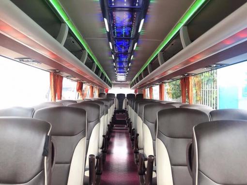 xe ô tô khách UNIVERSE động cơ HINO K29S E5 7