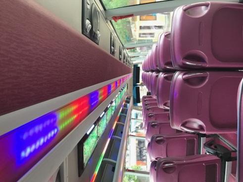 xe ô tô khách UNIVERSE K47S động cơ Hino Euro 5 4