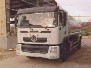 xe chở xăng dầu 12 khối DONGFENG EQ1160ZZ4GJ1