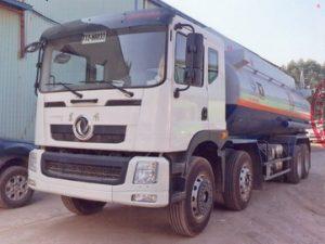 xe chở xăng dầu 24 khối Dongfeng