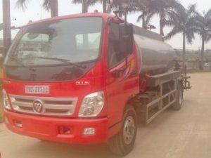 xe phun rải nhựa đường 6 khối HyundaiFOTON THACO