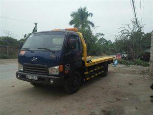 xe cứu hộ giao thông 5 tấn Hyundai Hd700