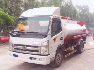xe chở xăng dầu 7 khối TMT