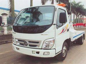 xe cứu hộ giao thông kéo xe Thaco ollin 345