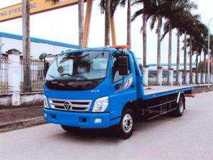 xe cứu hộ giao thông 5 tấn Thaco oliin 700C