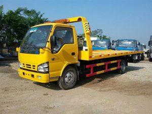xe cứu hộ giao thông 2,2 tấn Isuzu