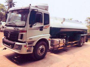 xe phun nước rửa đường 13 khối THACO AUMAN C1500