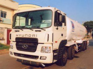xe chở lpg 28 khối Hyundai hd360