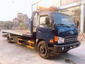 xe cứu hộ giao thông Hyundai Hd 120 SL