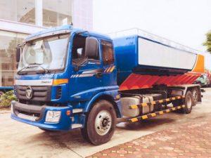 xe chở thức ăn gia súc 26 khốiFOTON THACO AUMAN C1500