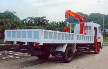 xe tải gắn cẩu Kanglim 3 tấn VEAM VT750 MB