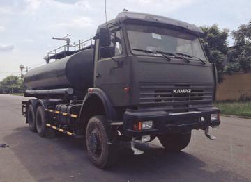 xe phun nước rửa đường 13 khối KAMAZ 53228