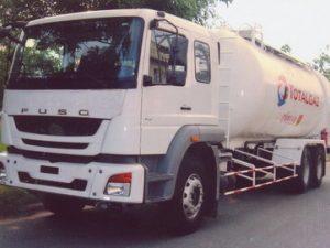 xe chở lpg 22 khối FUSO FJY1WT2L