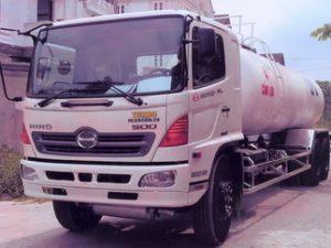 xe chở khí hóa lỏng LPG 26 khối Hino FL