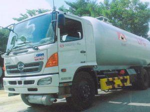 xe chở LPG 21 khối HINO FL8JTSA