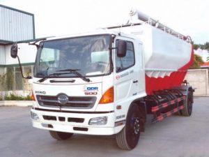 xe chở cám 18 khối HINO FG8JPSB