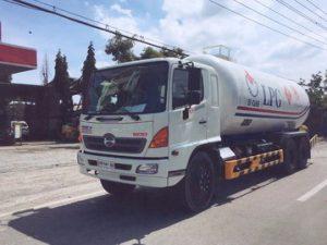 xe chở lpg 22 khối HINO FL8JTSA