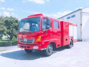 xe cứu hỏa 4 khối Hino FC