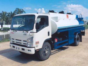 xe chở xăng dầu 10 khối VINHPHAT FN129S4