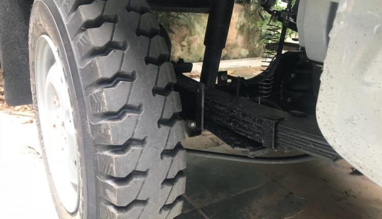 Xe tải Kenbo Chiến Thắng